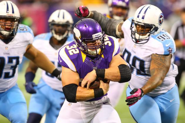 Vikings vs. Packers: Players Who Must Step Up for Minnesota to Advance