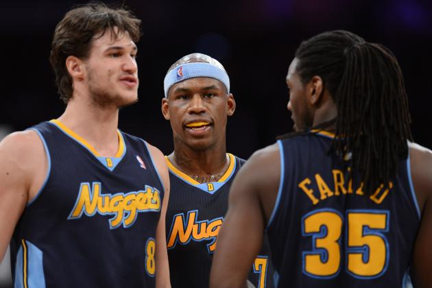 Nuggets Stop Clips' Team-Best Win Streak at 17