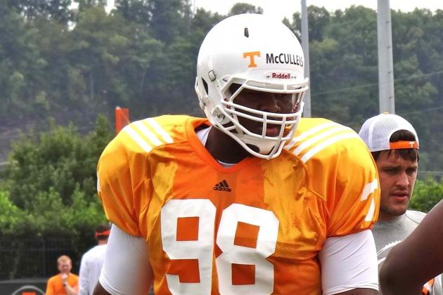 McCullers Posts He's Staying at University of Tennessee