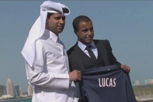 PSG Splashes the Cash: €45 Million Man Lucas Moura Says He Will Be the Best