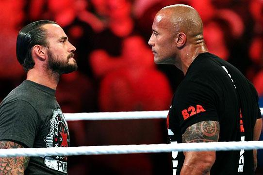Update on The Rock's Status for Raw