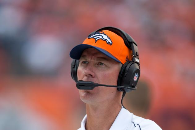 Report: Eagles to Interview Broncos Offensive Coordinator Mike McCoy