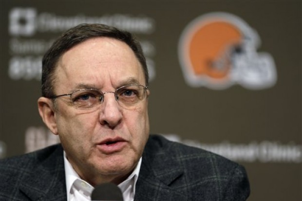 Jets Will Interview Ex-Browns GM