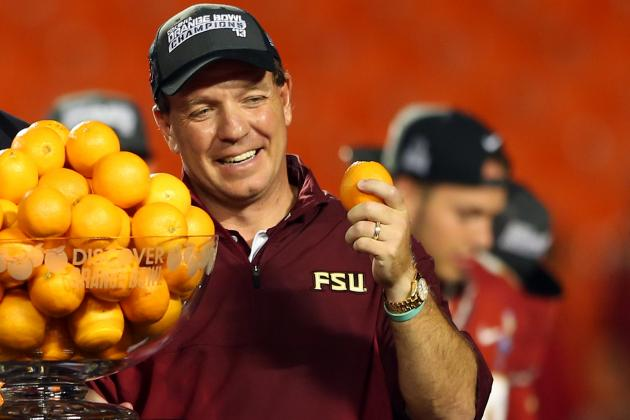 Orange Bowl 2013: Jimbo Fisher Avoids Upset, Puts Goodwill in the Bank for 2013