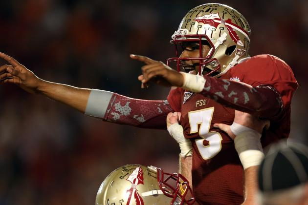 EJ Manuel Leads Florida State Seminoles to Discover Orange Bowl Victory