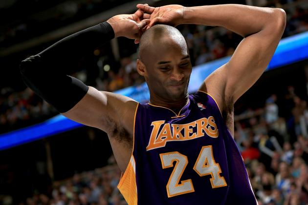 Kobe Bryant Must Focus on Team's Progress Before His Own