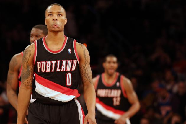 Portland vs. New York: How the Blazers Got Their Biggest Win This Season