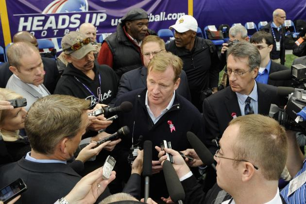 NFL Needs a Checks-and-Balances System To Protect Itself from Roger Goodell