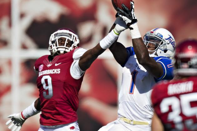 Arkansas Football: Projecting the Razorbacks' 2013 Defensive Depth Chart