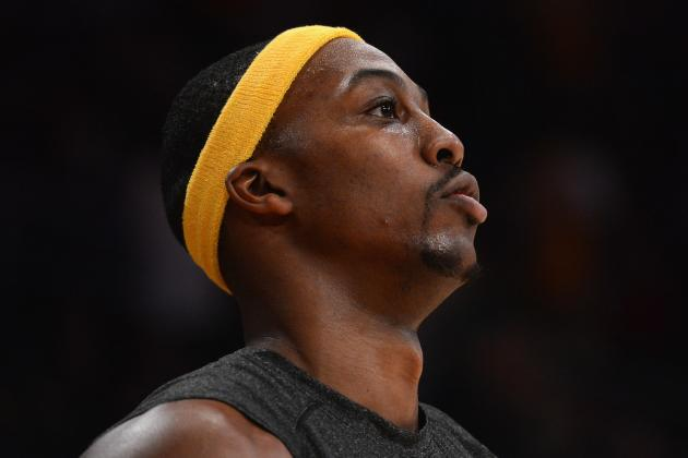 L.A. Lakers Should Be More Concerned About Dwight Howard Than Pau Gasol