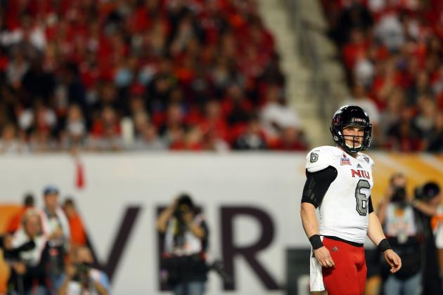 Jordan Lynch: Northern Illinois QB Fails to Back Up Pregame Comments