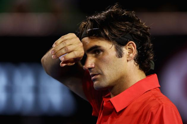 Roger Federer Might Be Underrated for the 2013 Australian Open