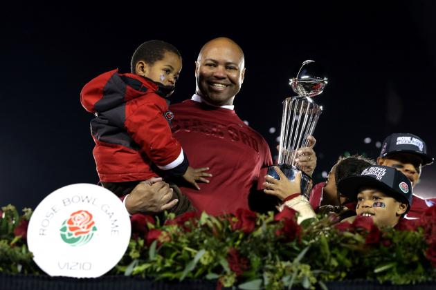 Rose Bowl: Stanford Edges Past Wisconsin 20-14 with Stepfan Taylor, Kevin Hogan
