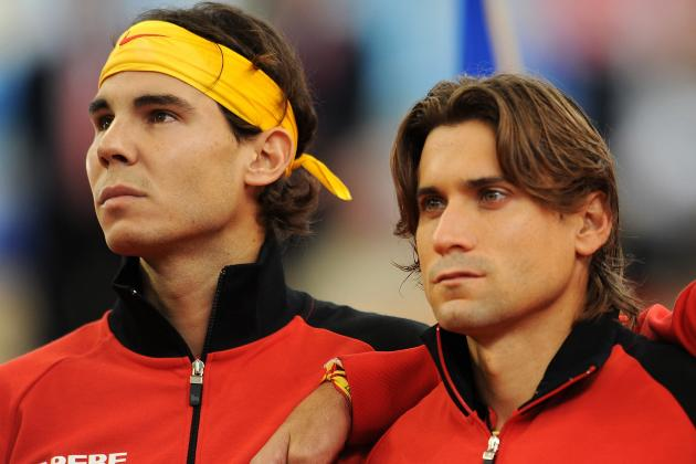 Will Rafael Nadal Hold off David Ferrer's Charge for No. 4 Spot in ATP Rankings?