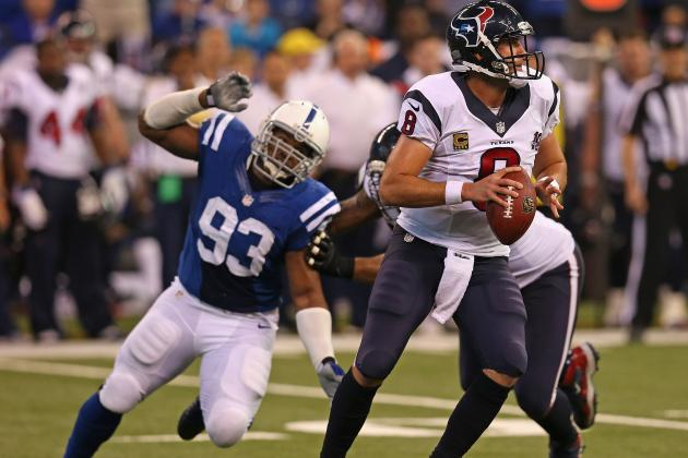 Momentum Is Not a Factor for the Texans and Other AFC South Must-Reads