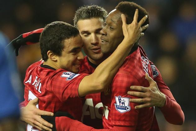 Van Persie 'in Team of Champions'