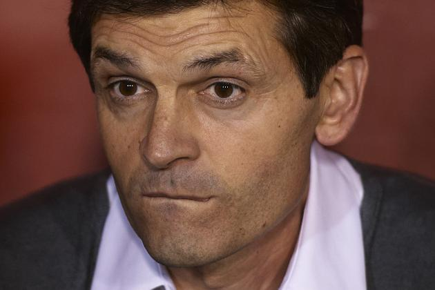 Vilanova Already Back at Barca?