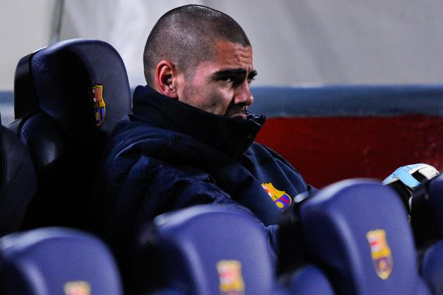 Valdés out Against Catalonia