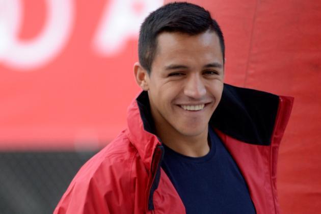Alexis Denies Barca Discontent