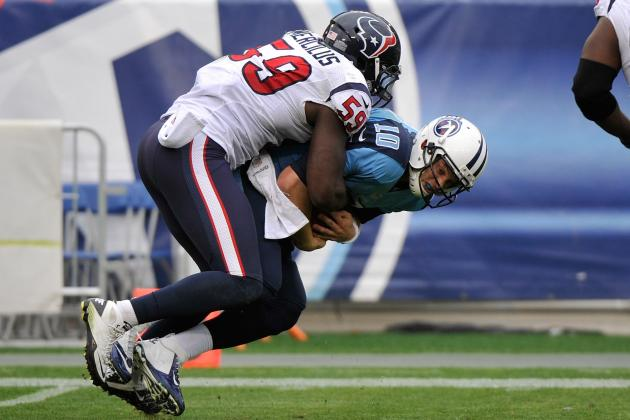 Houston Texans Get a C for a Lackluster 2012 Draft