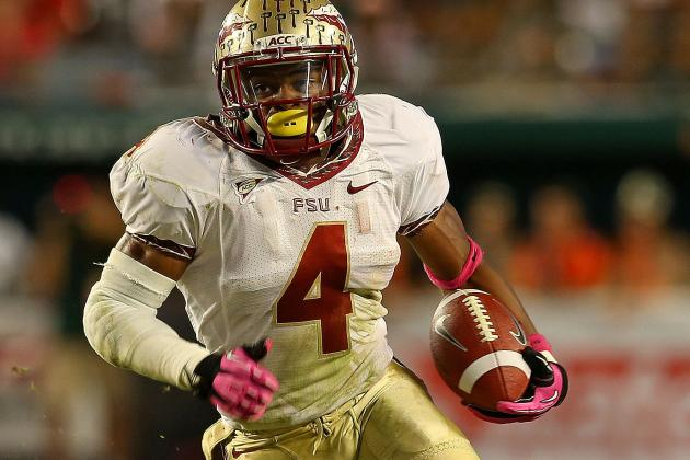 FSU Running Back Chris Thompson Quits Try for Medical Exemption, Will Go Pro