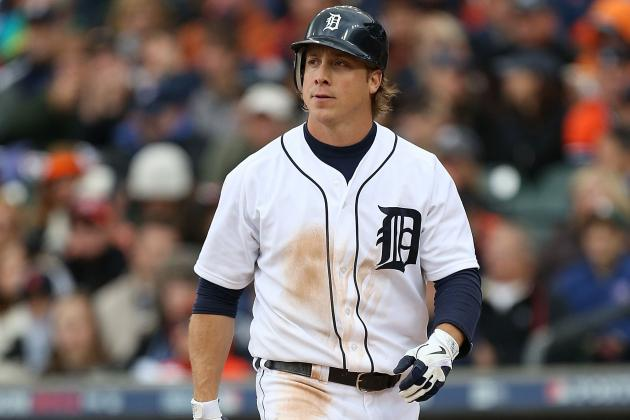 Detroit Tigers: Andy Dirks Will Emerge as the Everyday Left Fielder in 2013