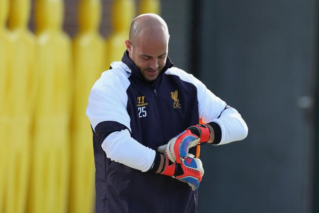 Liverpool: Goalkeeper Pepe Reina's Report Card for 2012