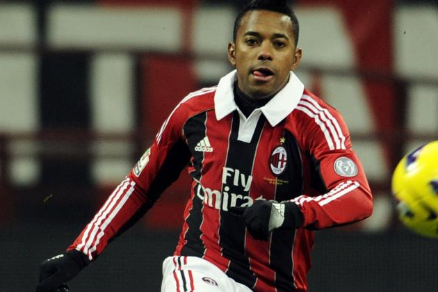 Santos Make 'final' Robinho Offer