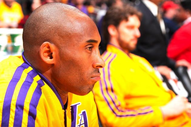 Kobe: Lakers an 'Old Damn Team'