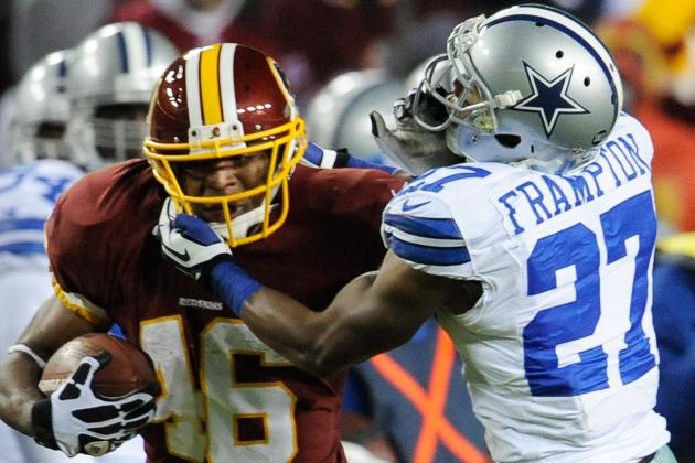 Alfred Morris Is an NFC Player of the Week