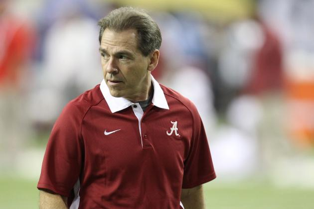 Report: Alabama Crimson Tide to Open 2015 Season Against Wisconsin Badgers