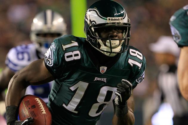 Maclin Points to Lack of Respect in Eagles Locker Room