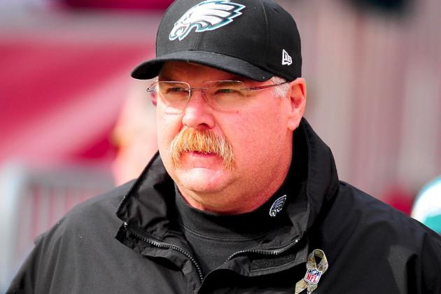 Andy Reid Reportedly Close to Becoming Chiefs New Head Coach