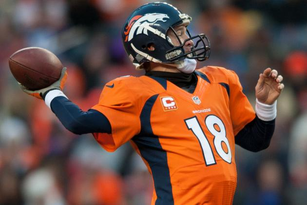 Manning Named Offensive Player of the Week