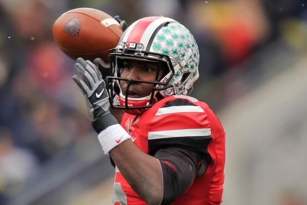 Braxton Miller's Five Best Plays of 2012