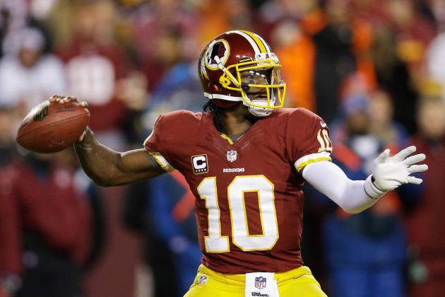 Breaking Down How the Seahawks Can Shut Down RG3 in Wild Card Matchup