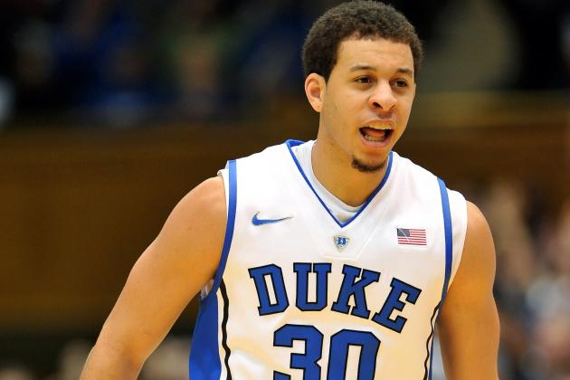 Seth Curry Named a Duke Captain, Joining Ryan Kelly and Mason Plumlee