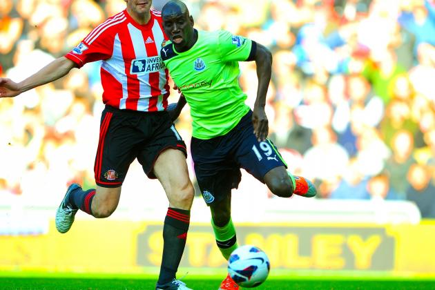 Chelsea Transfer News: Blues Get Permission to Talk to Newcastle Star Demba Ba