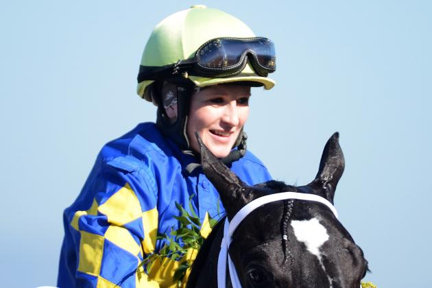 Napravnik Has Best Finish Ever by Female Rider