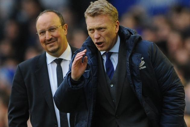 Moyes: Everton Limited to Loans