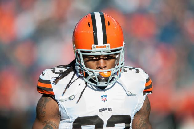 Trent Richardson Played Nine Games with Broken Ribs