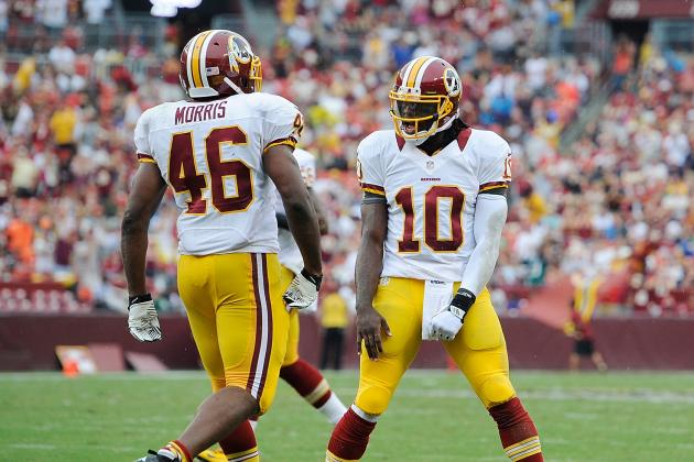 Playing Alongside RGIII, Morris Knows He'll 'Never Be a Star'