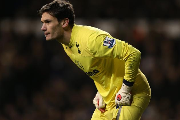 Tottenham Goalkeeper Hugo Lloris Enjoying Life in England