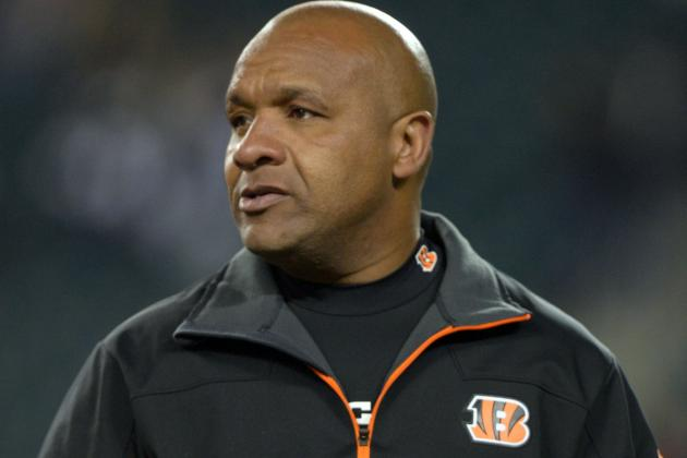 Bengals Could Lose Hue Jackson as Well
