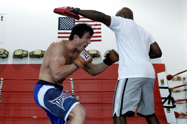 UFC News: Chael Sonnen Accuses Quinton 'Rampage' Jackson of Ducking Fights