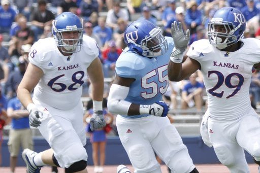 KU Offensive Lineman Luke Luhrsen Won't Play Football in 2013