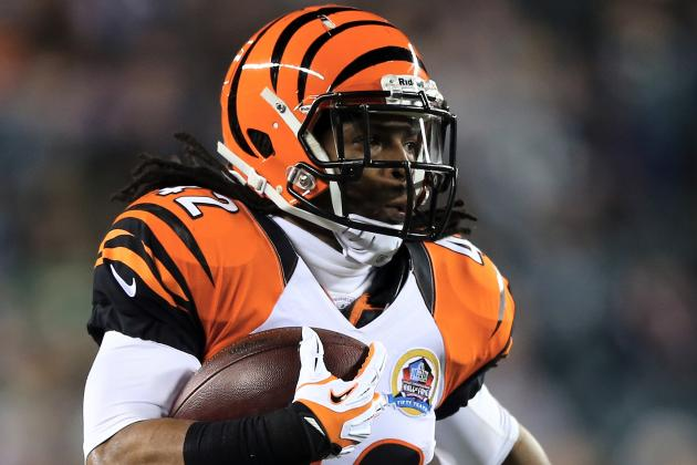 Injured Running Back Concerns Bengals