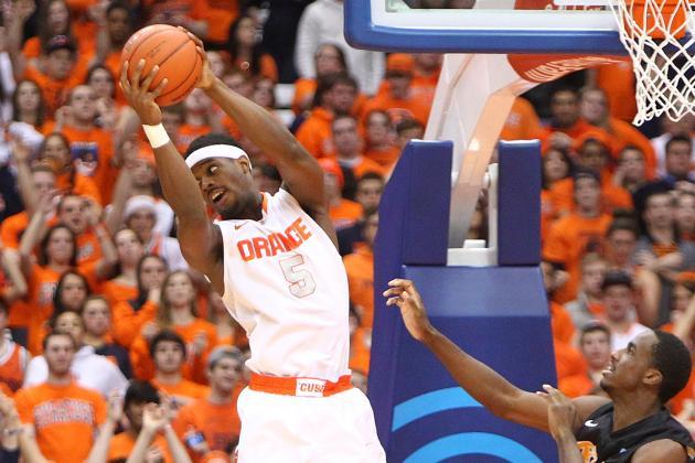 Syracuse Basketball Players Look Forward to Final Big East Season