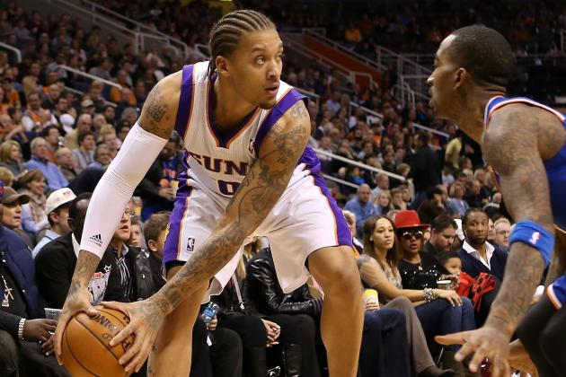 Michael Beasley Has Bottomed out in Phoenix