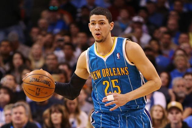 Austin Rivers Talks Through Early Struggles of Rookie Season with Hornets